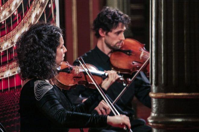 Cuarteto Arriaga Maddi:Rixi
