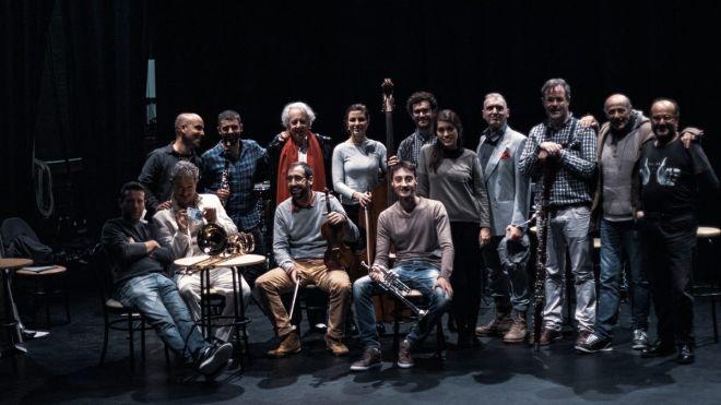 HªS Musicos:actores